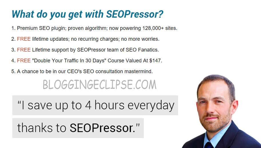 SEoPressor Features