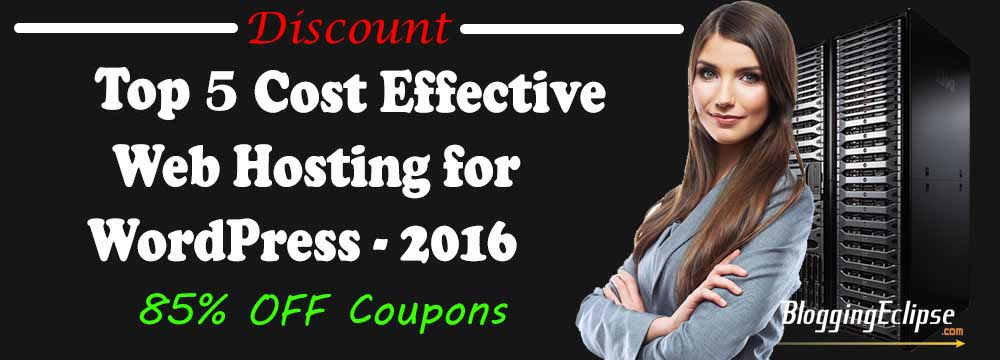 Top 5 Cost Effective WordPress Hosting Deals