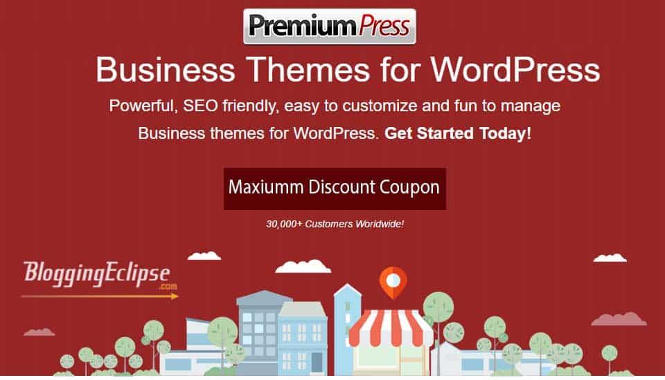 PremiumPress Themes Discount Coupon