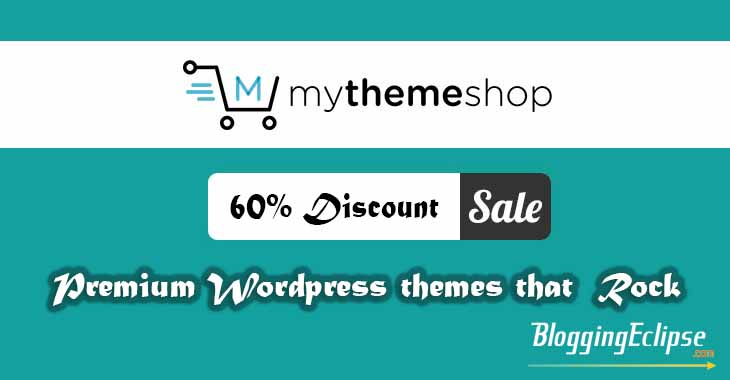 MyThemeshop 60% OFF Coupon