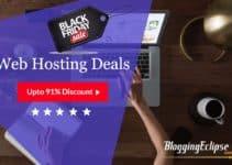 Black FridayCyber Monday Web Hosting Deals