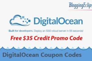 $35 Free DigitalOcean Credit promo code