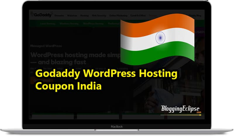 Godddy-WordPress-hosting-offer-India