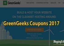 Greengeeks coupon 2017