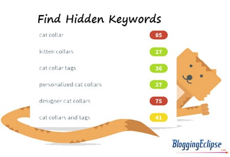 Find-hidden-gems-keywords