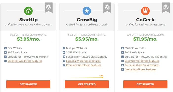 Siteground-WordPress-hosting-plans