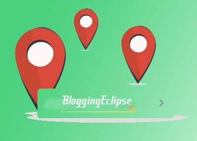 location & langauge settings