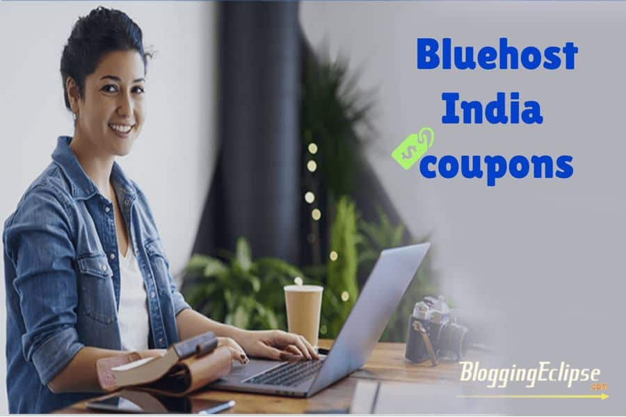Bluehost India hosting coupon
