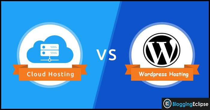 Godaddy WordPress Hosting Vs Cloud Hosting Comparison