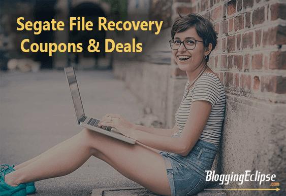 Seagate File Recovery Promo