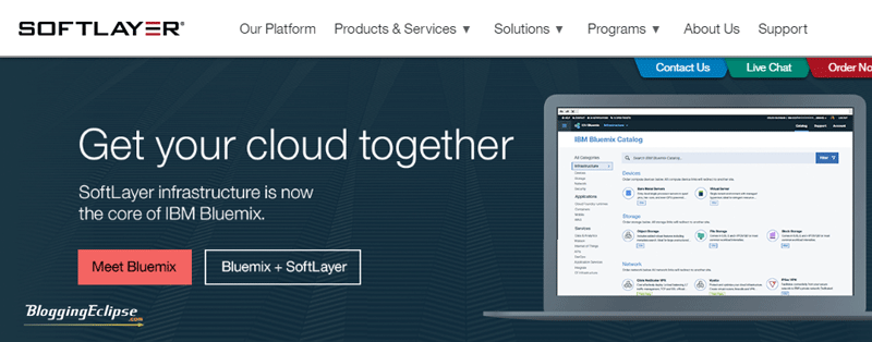 Softlayer Hong Kong