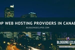 Web Hosting Providers in Canada