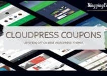 CloudPress Coupons