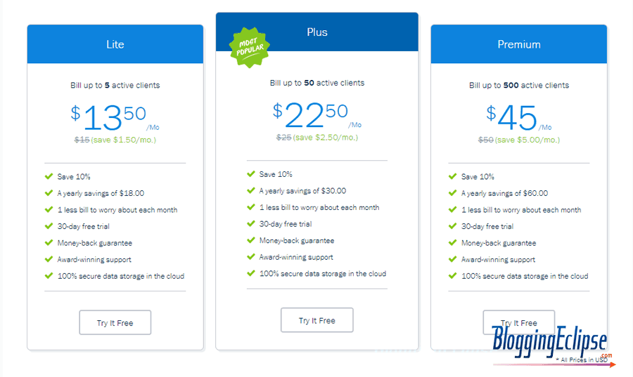 FreshBooks-Plans-and-Pricing