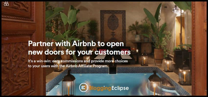 Airbnb-Affiliate-program