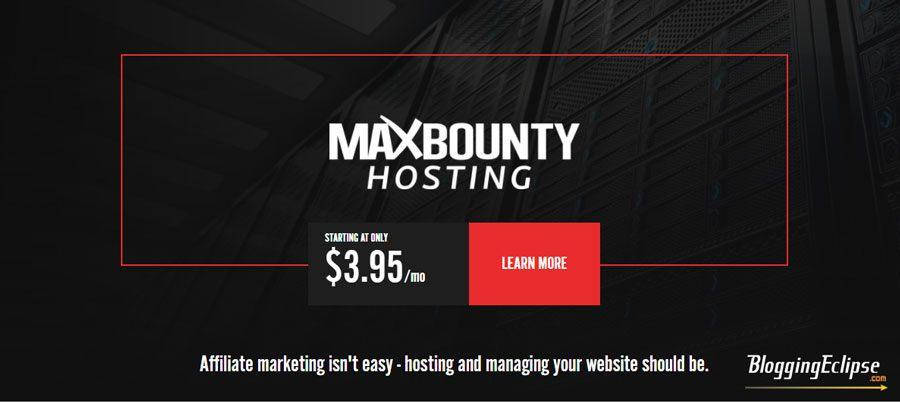 MaxBounty-Hosting