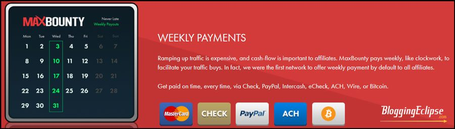 MaxBounty-Weekly-Payments