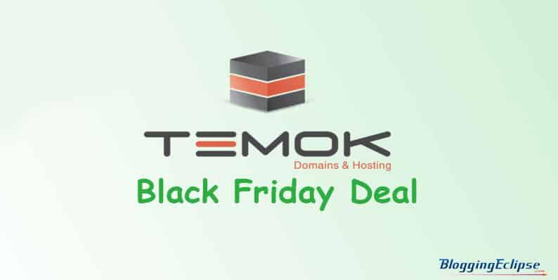 TEMOK-logo Black Fiday