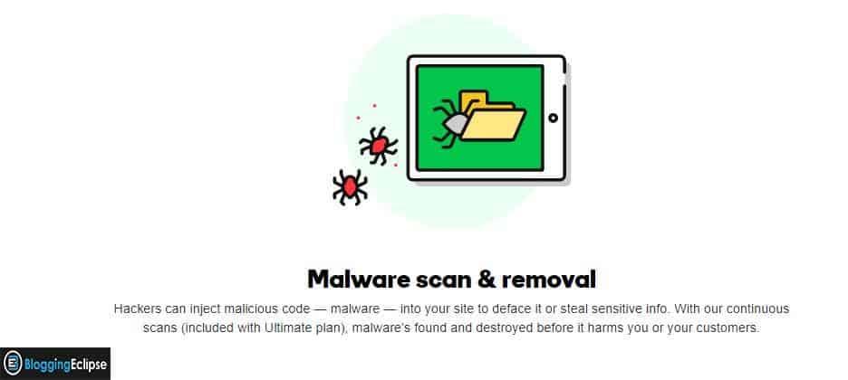 Malware Removal GoDaddy