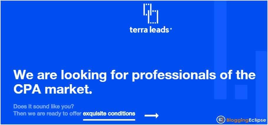 TerraLeads-CPA-Network