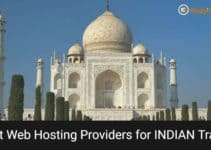 Top 6 Hosting provider for Indian traffic