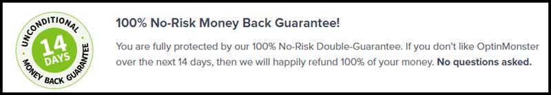 OptinMonster-Money-back-Guarantee