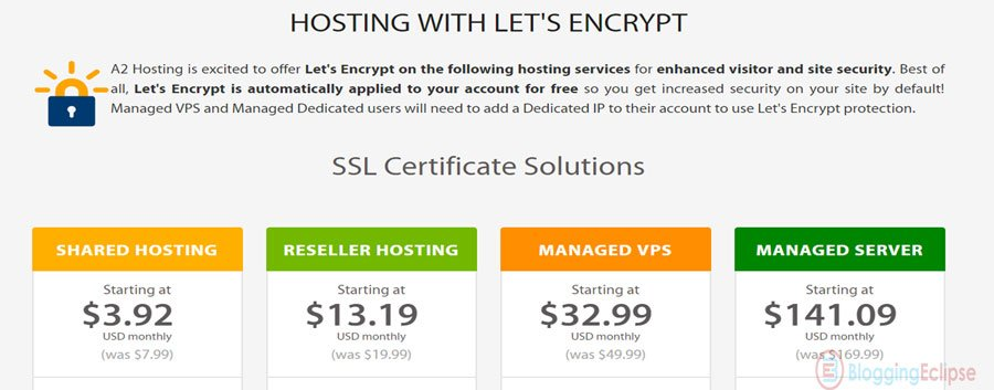 Top 5 Budget Hosting Providers With Free Letsencrypt Ssl September