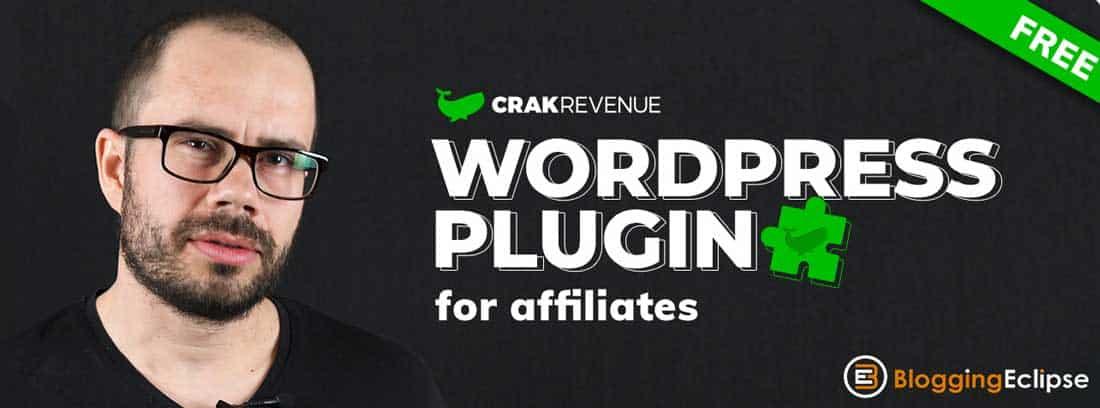 CrakRevenue WordPress plugin