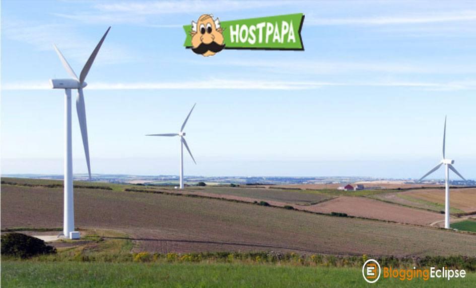 HostPapa Green Energy