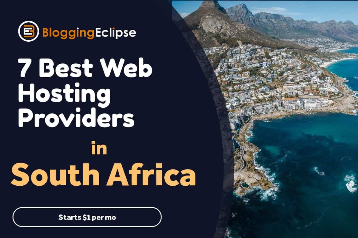 Best web Hosting Providers in South Africa