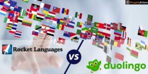 Rocket Languages vs. Duolingo