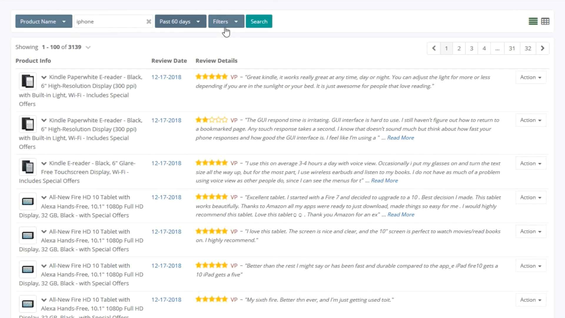 FeedbackWhiz Product Reviews Tools