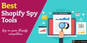 Shopify Spy Tools